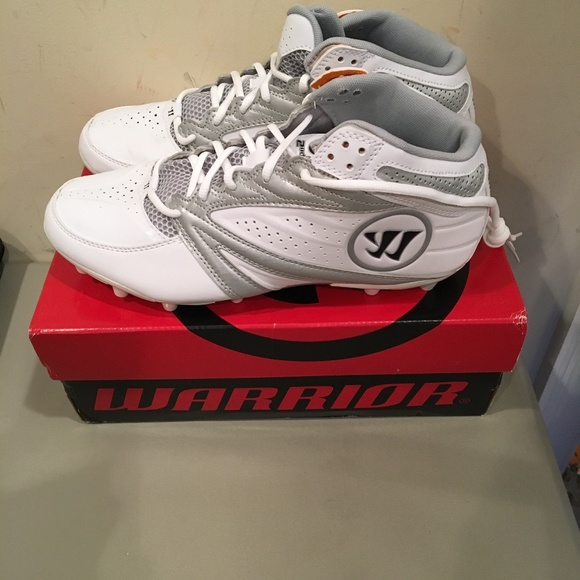 84d92433f Warrior Other - Warrior Men s 2nd Degree 3.0 Lacrosse Cleats New
